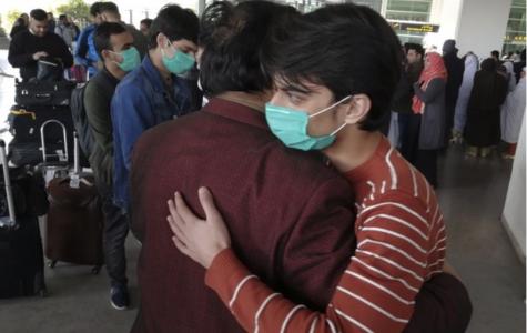 Coronavirus limits student from returning home