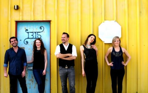 Sybarite5 is a string quartet with a wide repertoire of music.