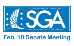 SGA senate meeting recap 2-10-2020