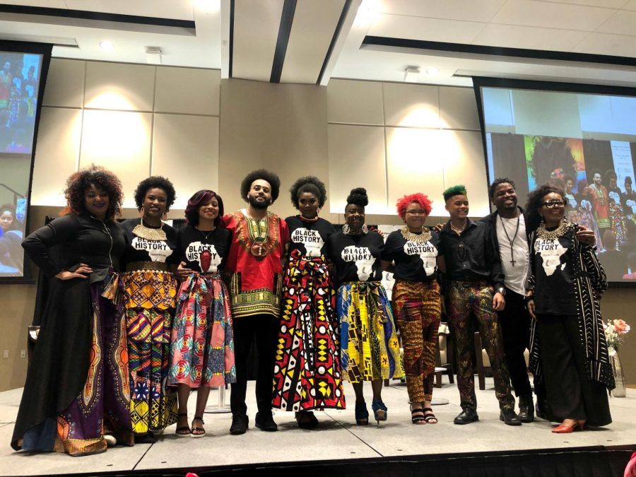 Hairstylists share tips on caring for black hair at campus event