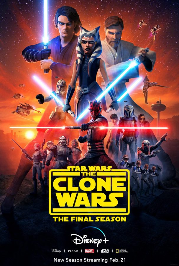 """The Clone Wars"" begins to wrap up many dormant plot threads in its final season, airing six years after its previous season."