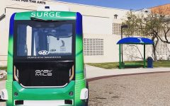 SURGE shuttle temporarily suspended due to safety concerns