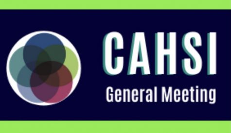 New Student Organization CAHSI