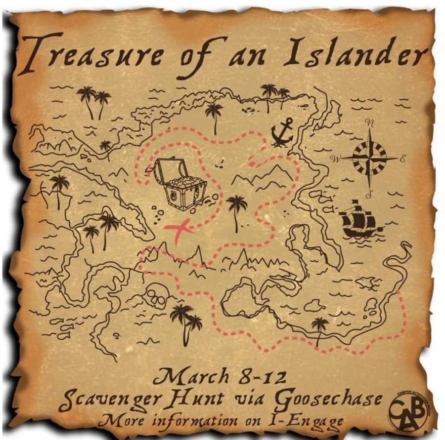CAB's Treasure of an Islander map