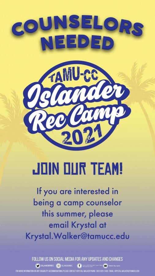 Islander Rec will continue to host their summer camp for kids